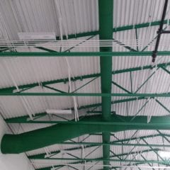 DuctSox Fabric Ductwork