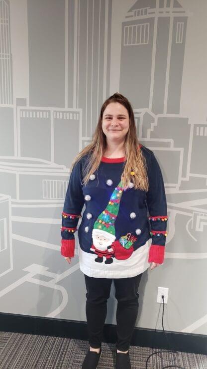 Amanda Worrix Sweater