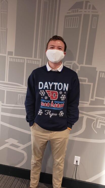 Andrew Tabata Sweater
