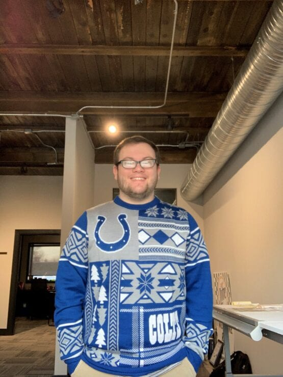 Tristen Brown - Sweater