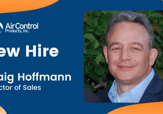 New Hire - Kraig Hoffmann